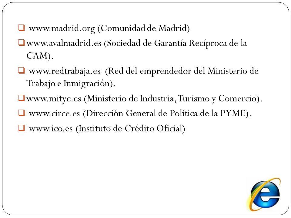 www.madrid.org (Comunidad de Madrid)
