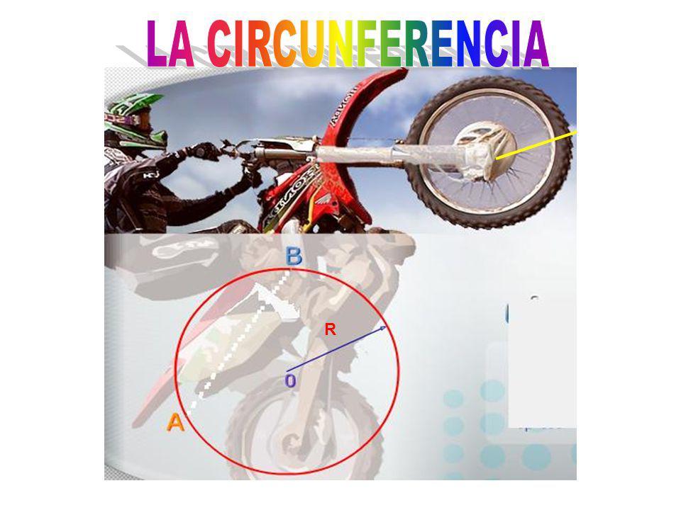 LA CIRCUNFERENCIA R