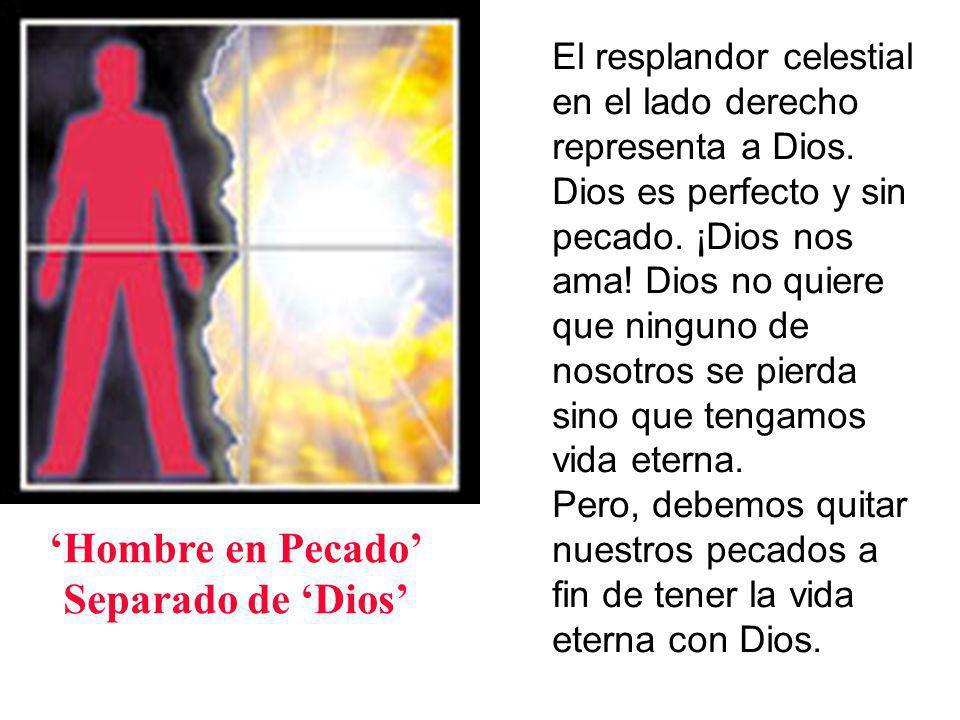 'Hombre en Pecado' Separado de 'Dios'