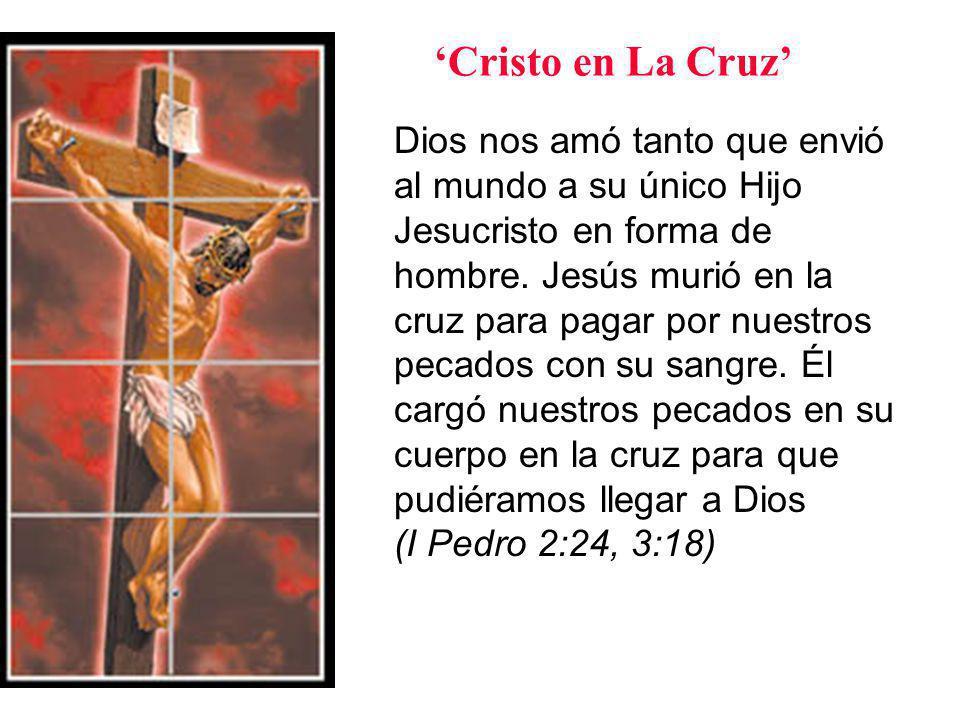 'Cristo en La Cruz'