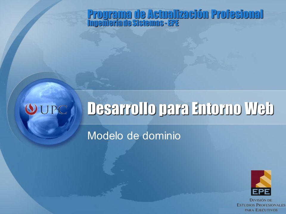 Desarrollo para Entorno Web