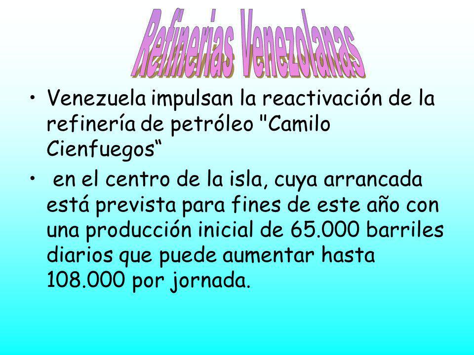 Refinerias Venezolanas