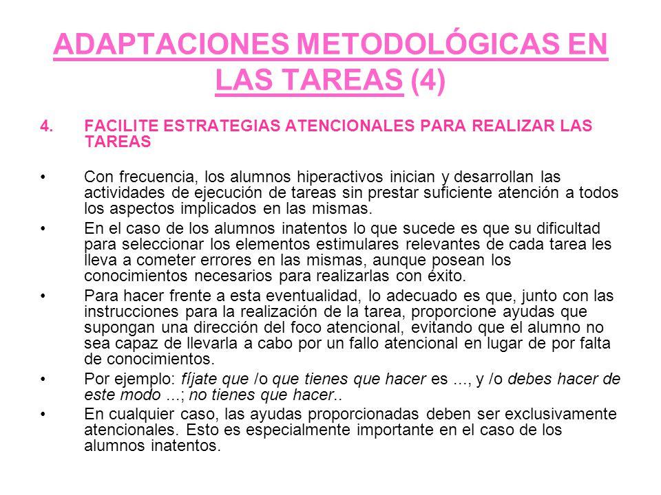 ADAPTACIONES METODOLÓGICAS EN LAS TAREAS (4)