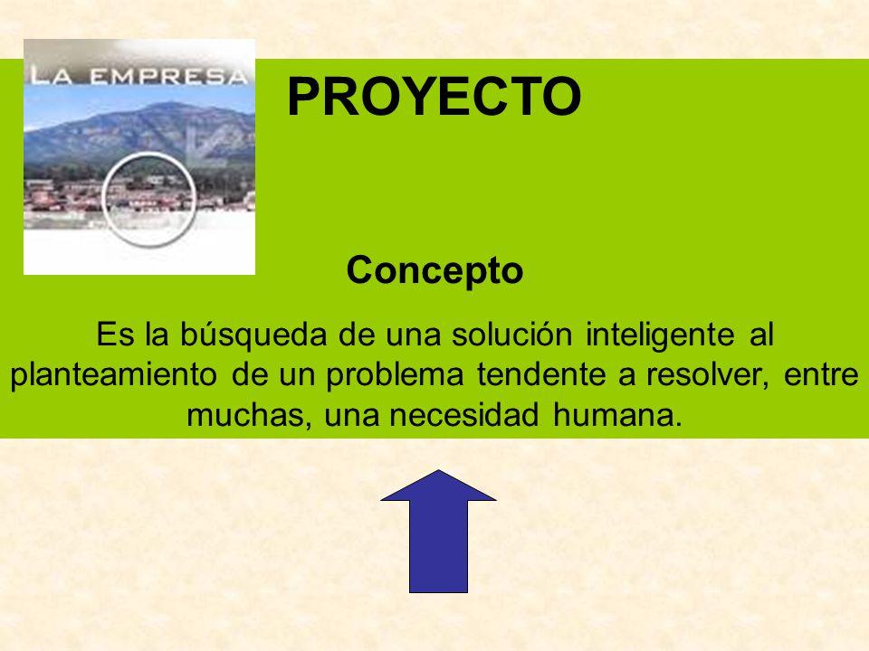 PROYECTO Concepto.