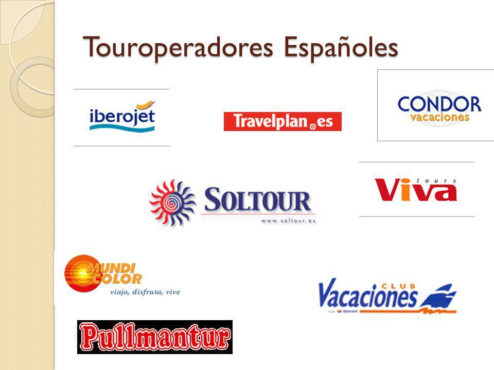 Touroperadores Españoles