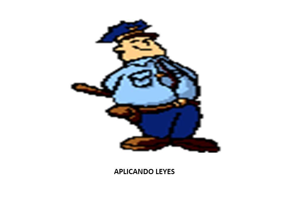 APLICANDO LEYES