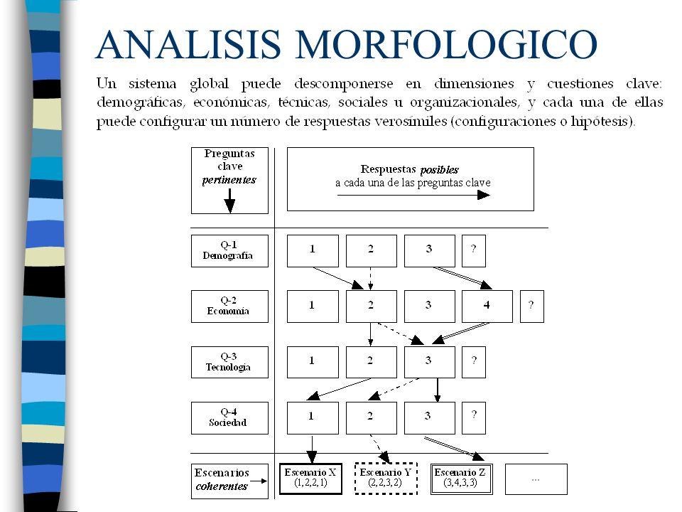 ANALISIS MORFOLOGICO