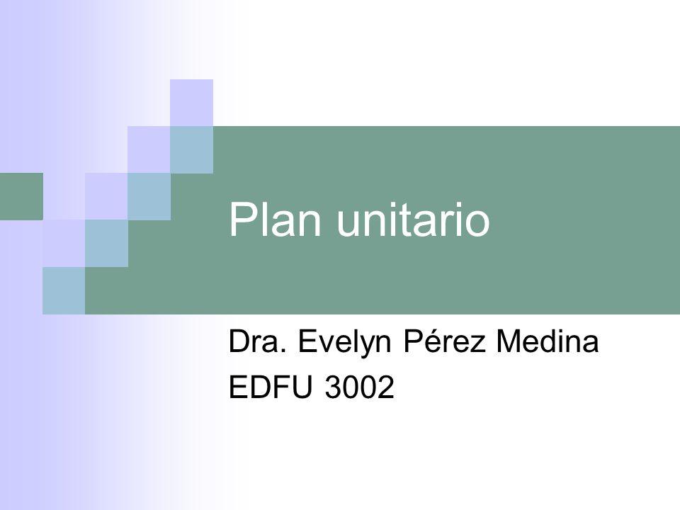 Dra. Evelyn Pérez Medina EDFU 3002