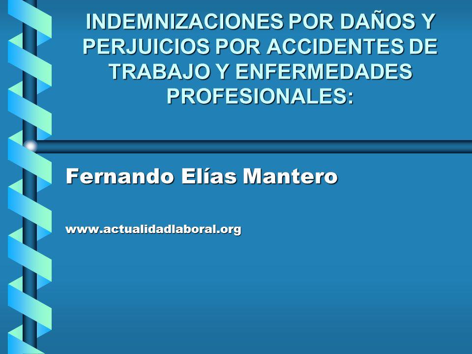 Fernando Elías Mantero www.actualidadlaboral.org