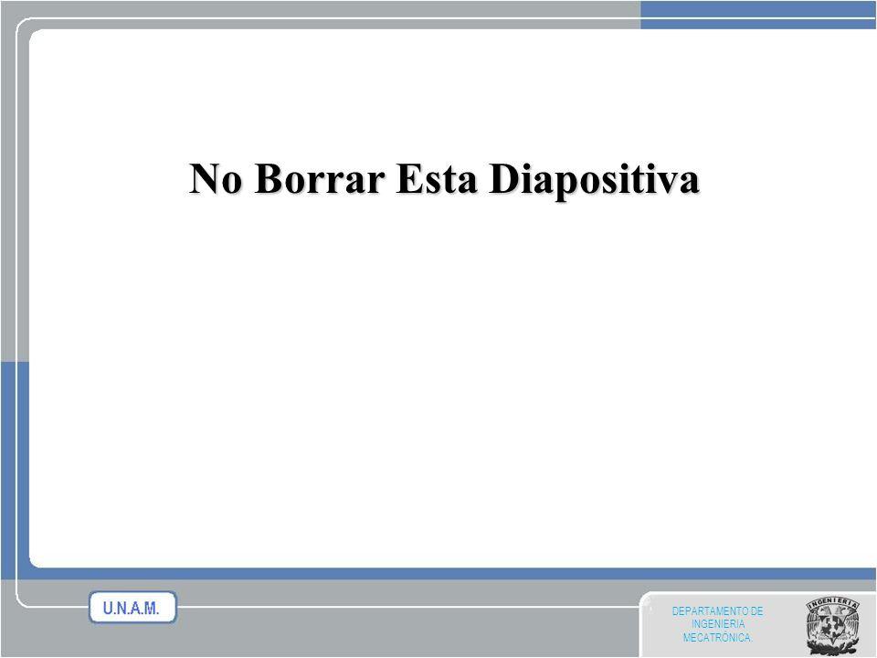 No Borrar Esta Diapositiva
