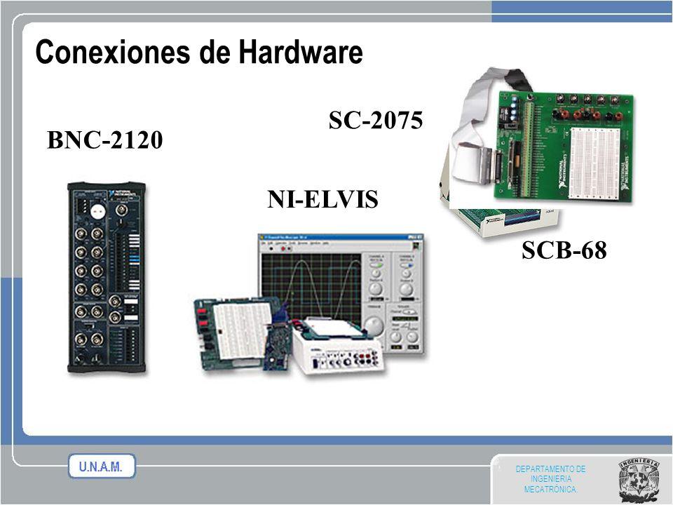 Conexiones de Hardware