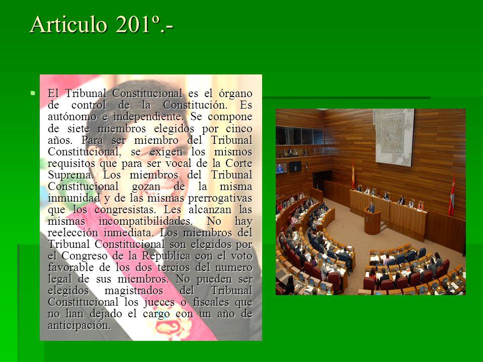 Articulo 201º.-