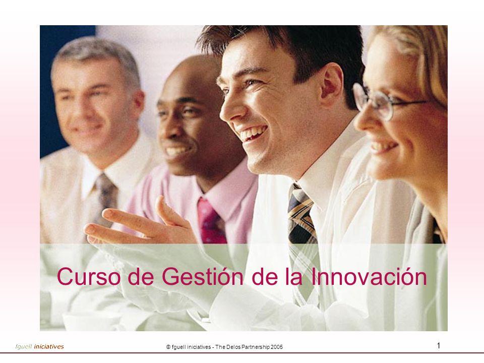 Curso de Gestión de la Innovación