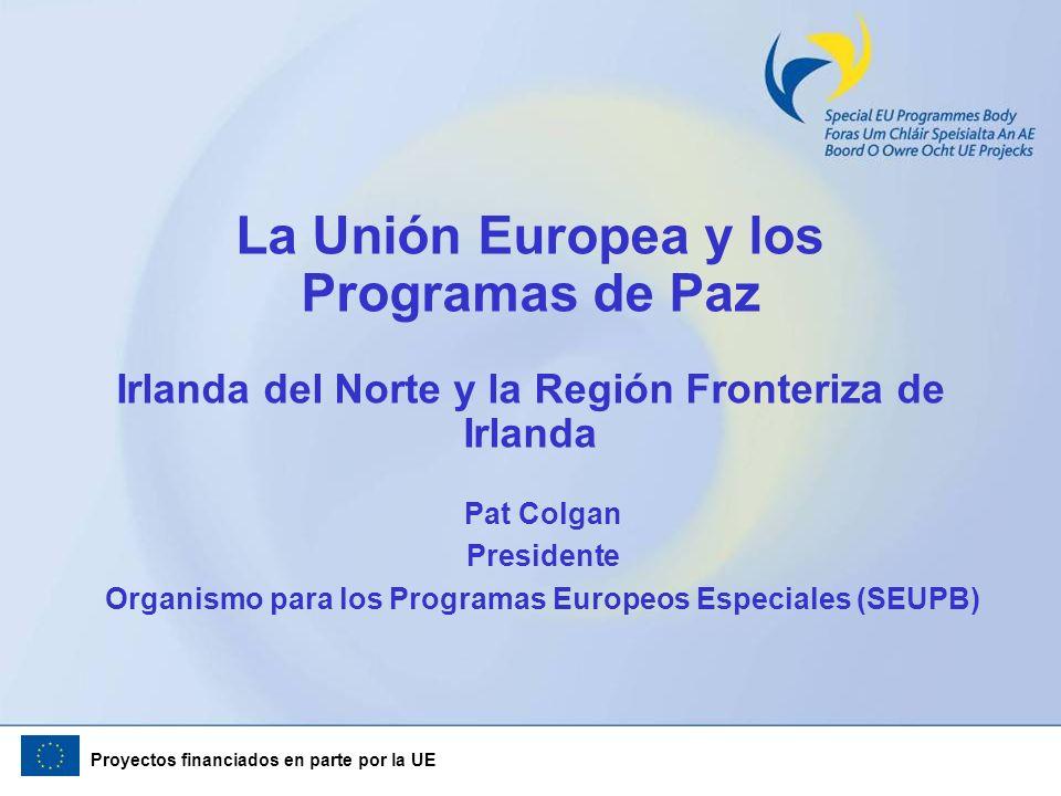 Organismo para los Programas Europeos Especiales (SEUPB)