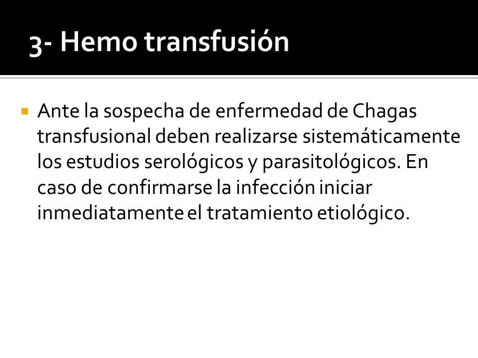 3- Hemo transfusión