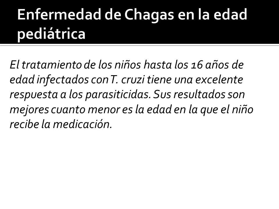 Enfermedad de Chagas en la edad pediátrica
