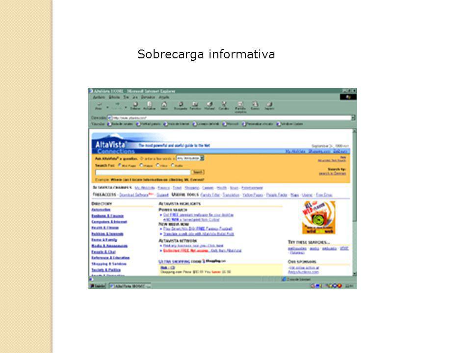 Sobrecarga informativa