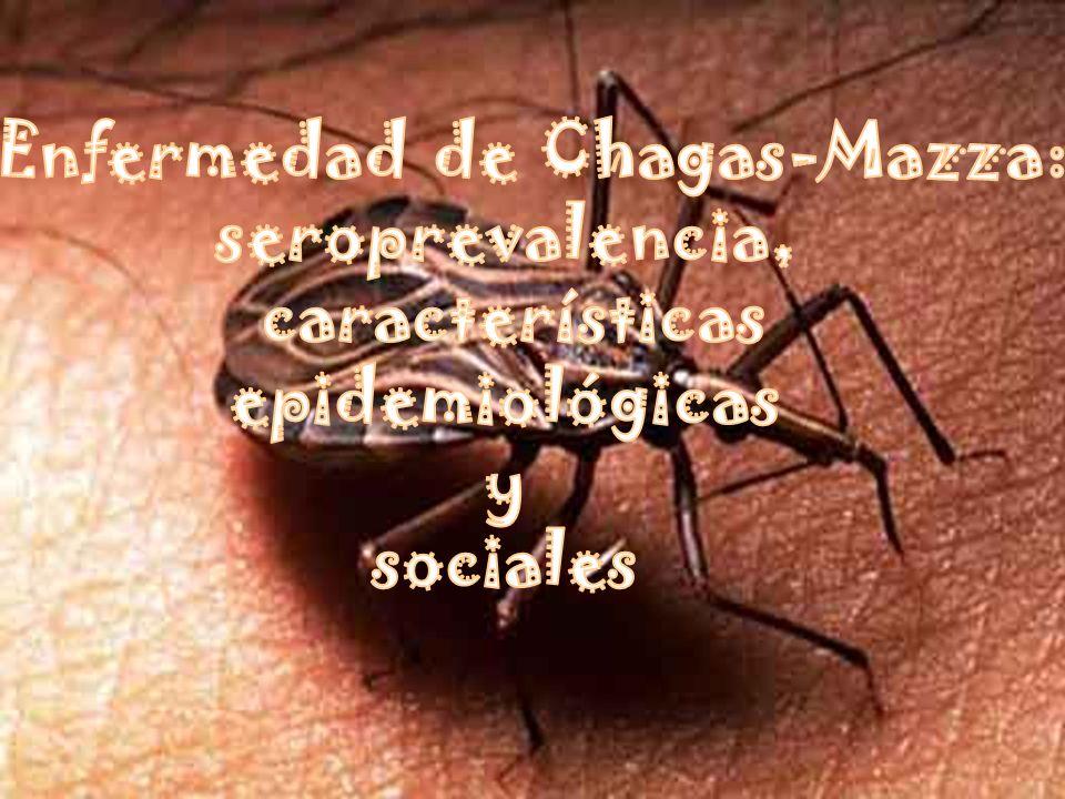 Enfermedad de Chagas-Mazza:
