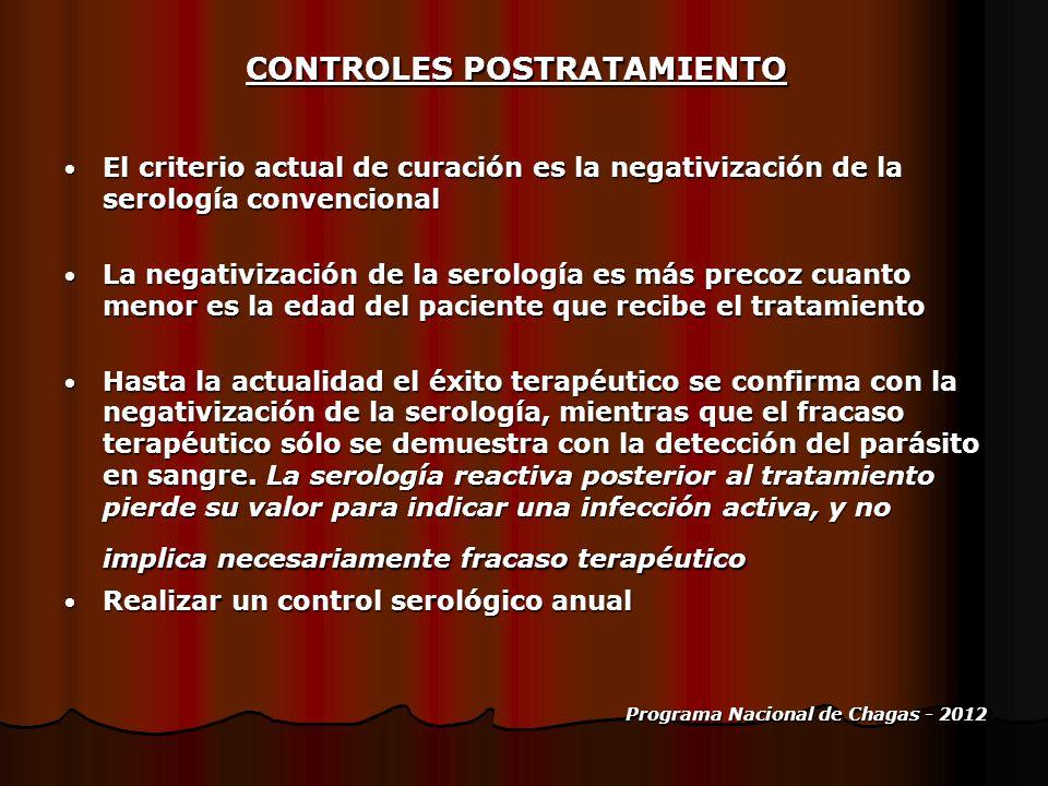 CONTROLES POSTRATAMIENTO