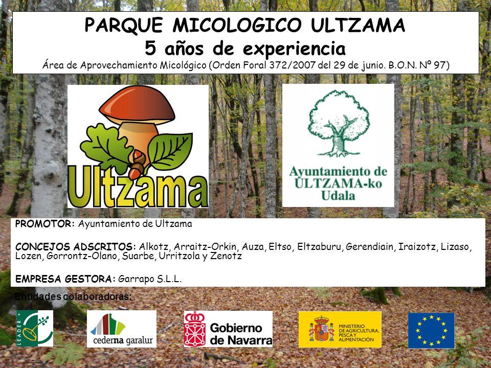 PARQUE MICOLOGICO ULTZAMA