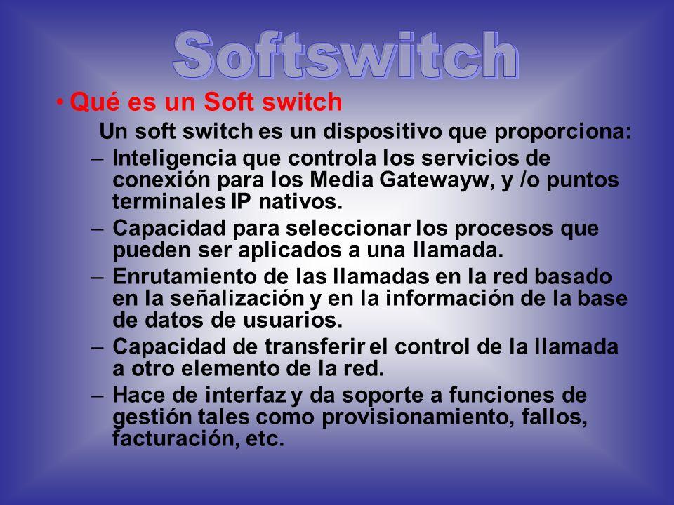 Softswitch Qué es un Soft switch