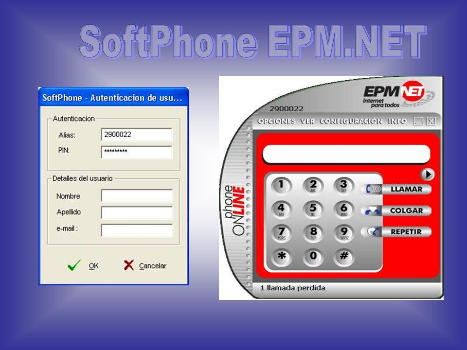 SoftPhone EPM.NET