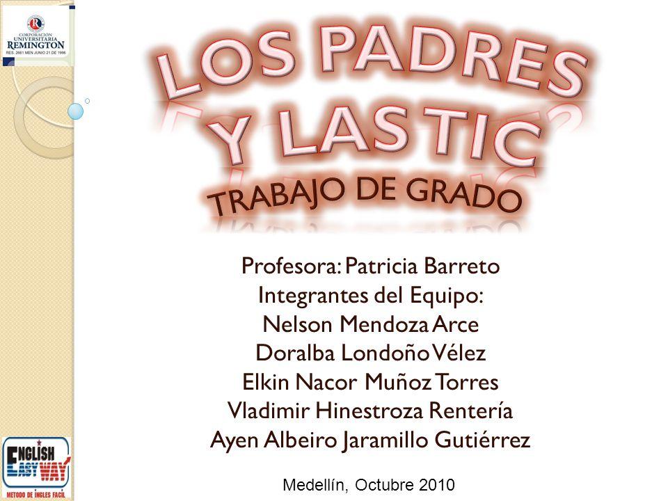 LOS PADRES Y LAS TIC TRABAJO DE GRADO