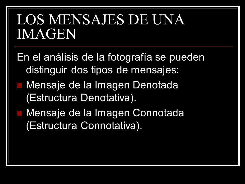 LOS MENSAJES DE UNA IMAGEN