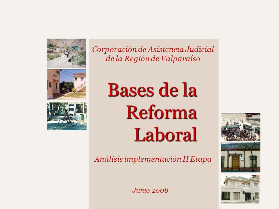 Bases de la Reforma Laboral