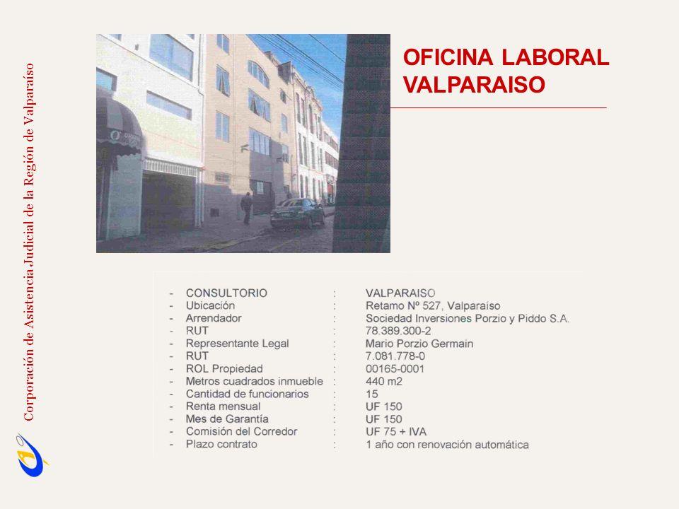 OFICINA LABORAL VALPARAISO