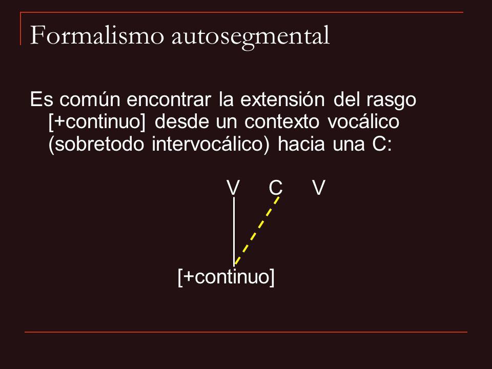 Formalismo autosegmental