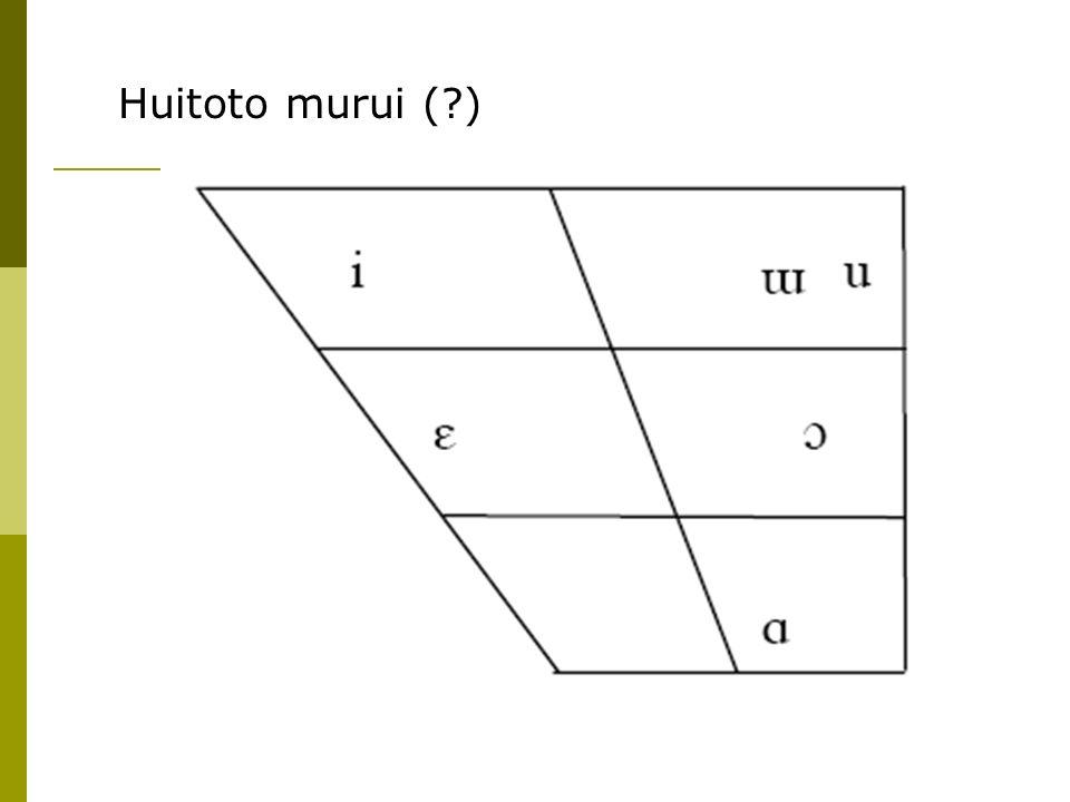 Huitoto murui ( )