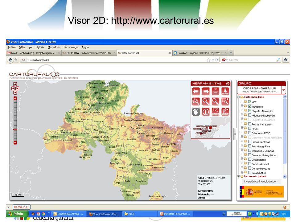 Visor 2D: http://www.cartorural.es