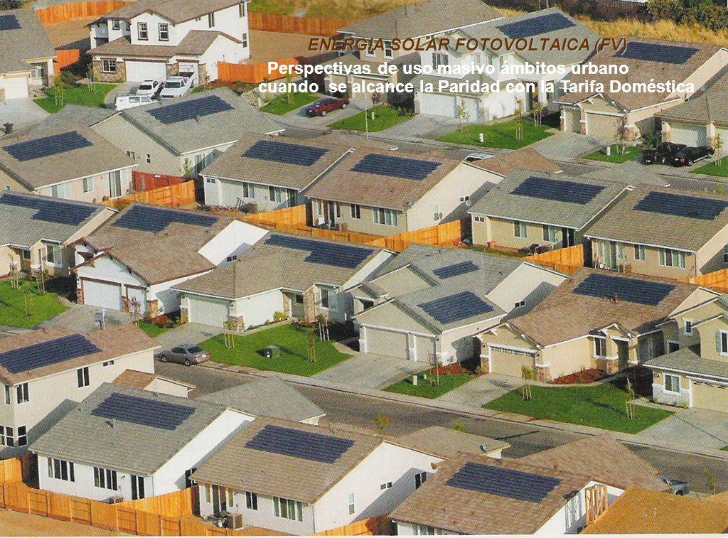 ENERGIA SOLAR FOTOVOLTAICA (FV)