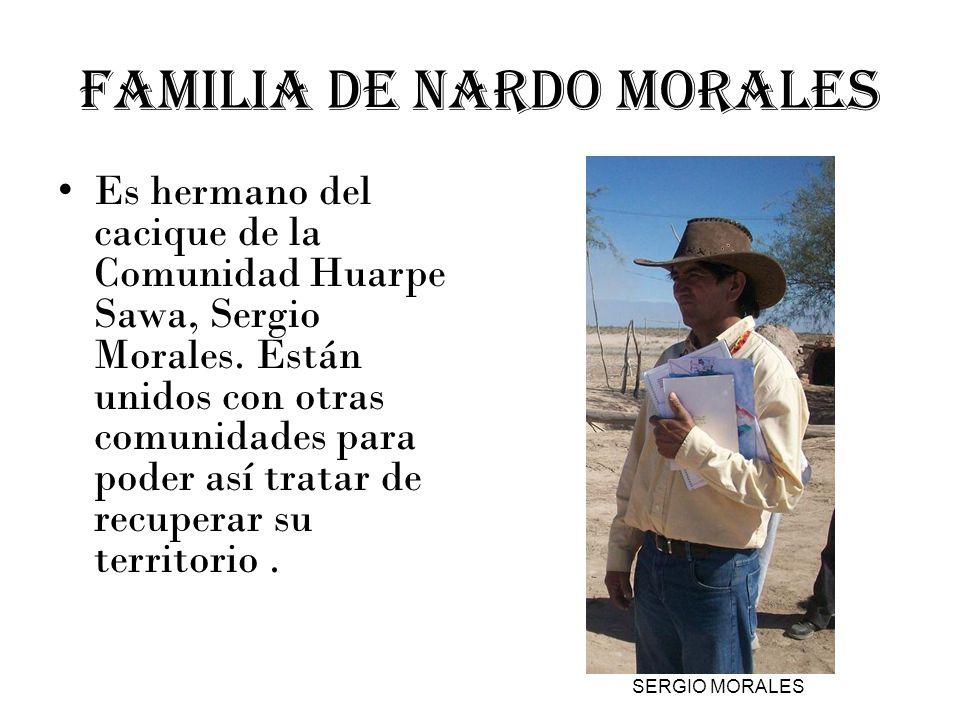 FAMILIA DE NARDO MORALES