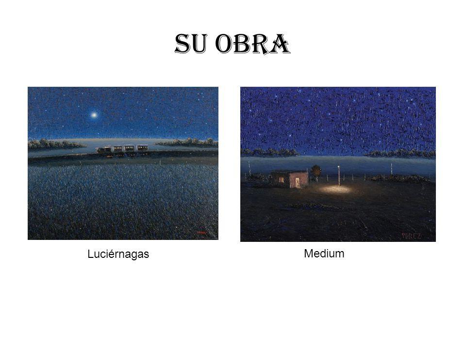 SU OBRA Luciérnagas Medium