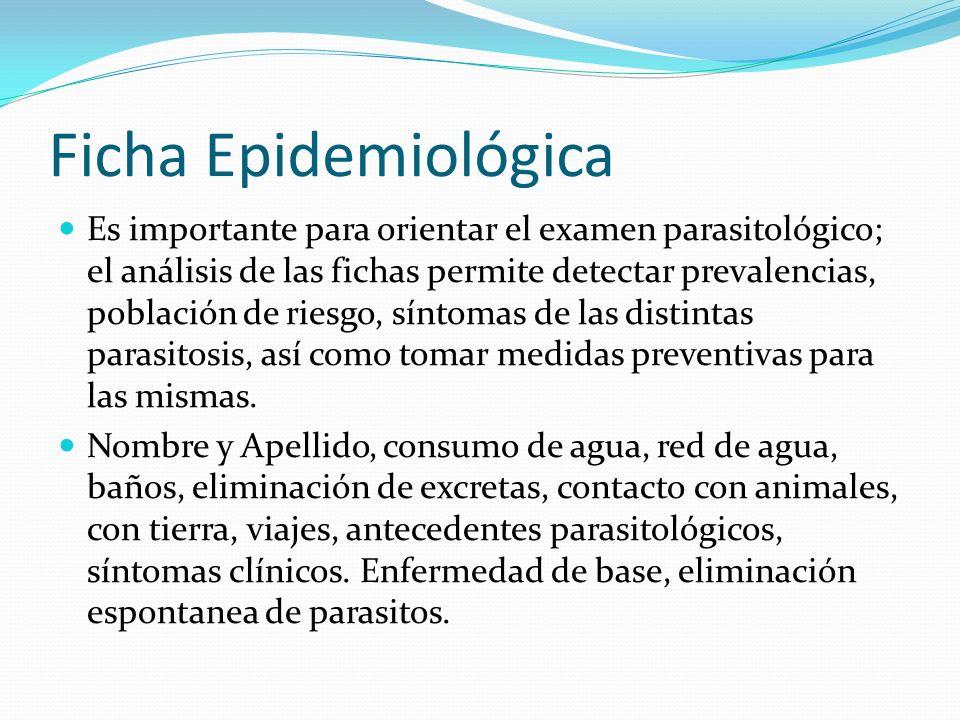 Ficha Epidemiológica