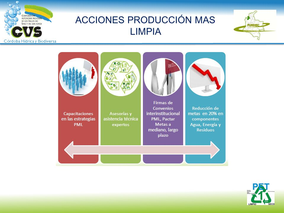 ACCIONES PRODUCCIÓN MAS LIMPIA