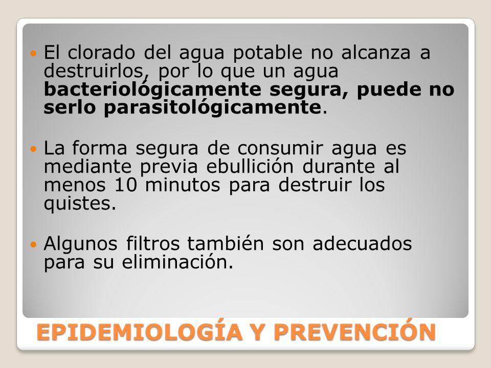 EPIDEMIOLOGÍA Y PREVENCIÓN