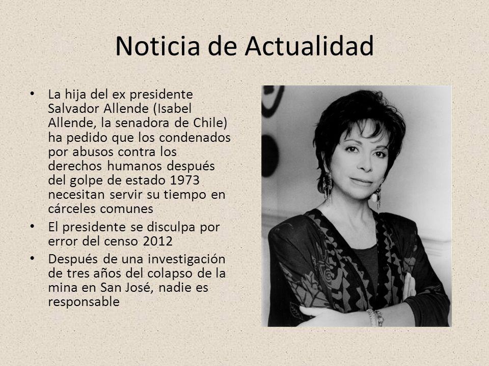 Noticia de Actualidad