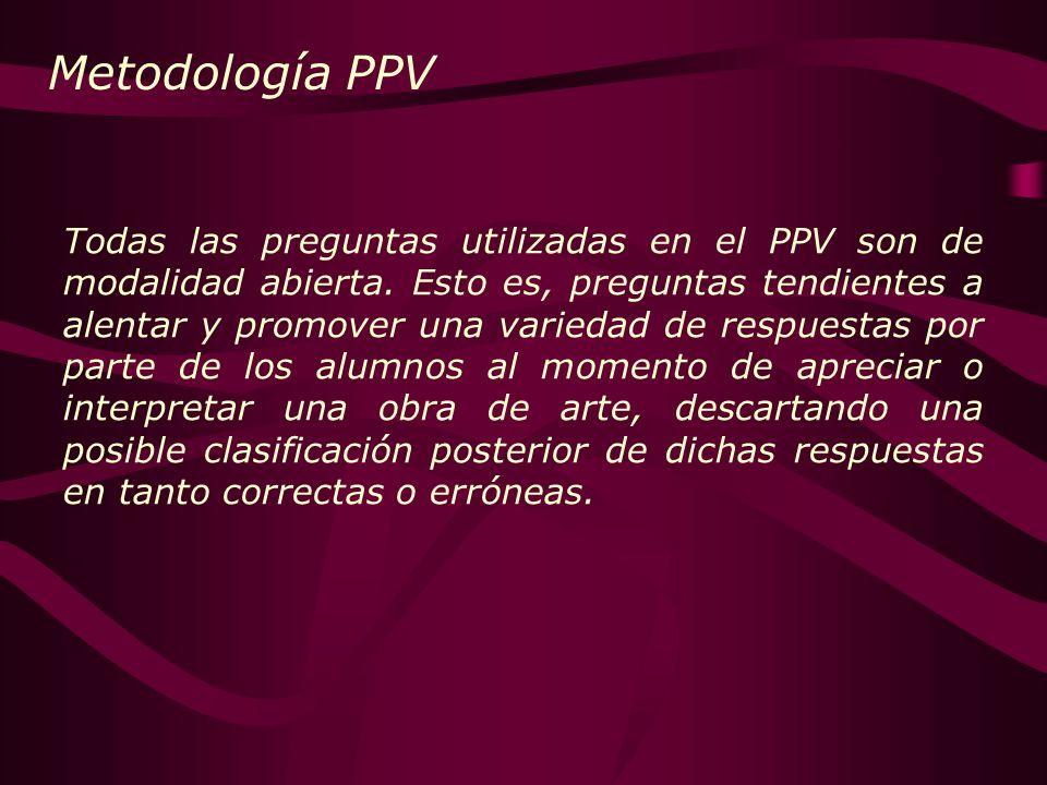 Metodología PPV