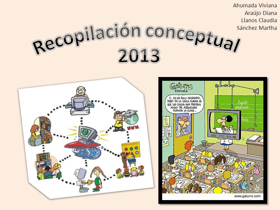Recopilación conceptual