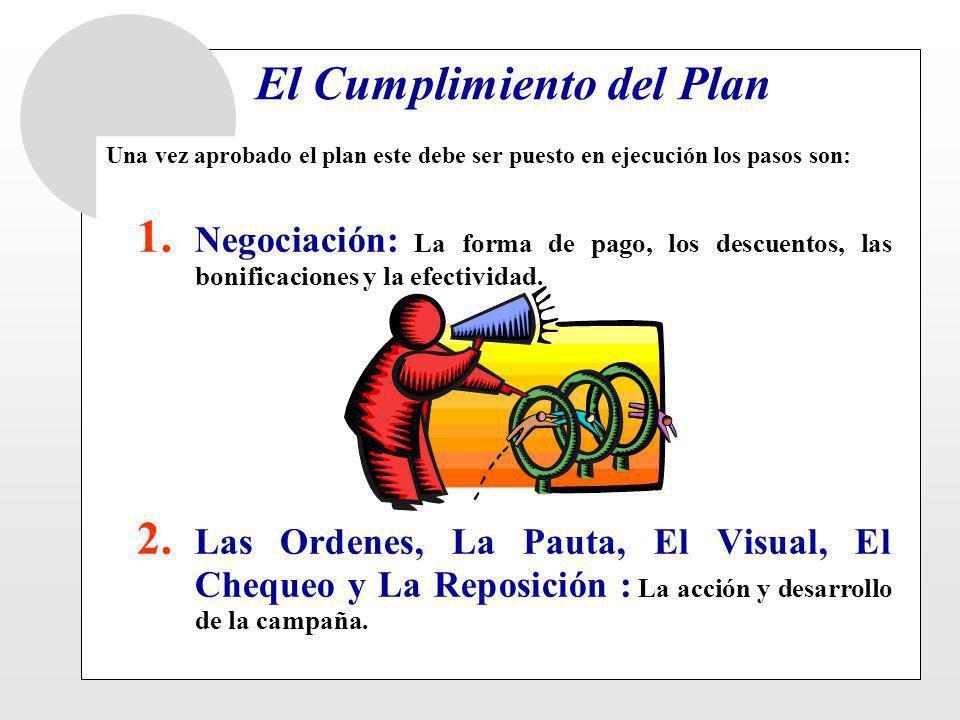 El Cumplimiento del Plan