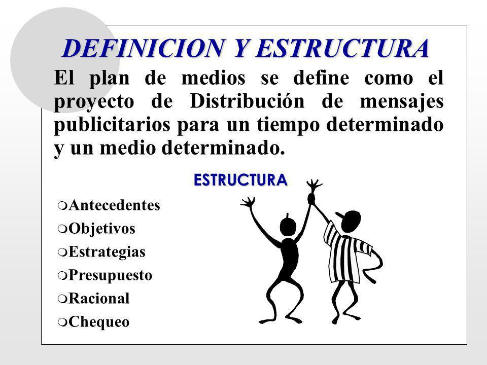 DEFINICION Y ESTRUCTURA