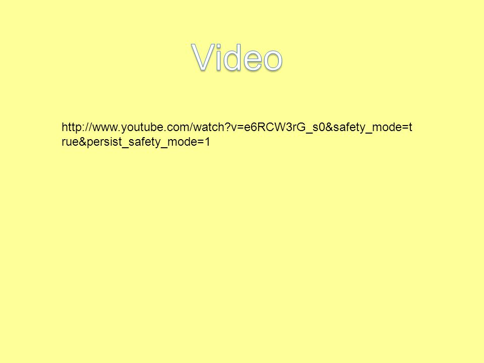 Video http://www.youtube.com/watch v=e6RCW3rG_s0&safety_mode=true&persist_safety_mode=1