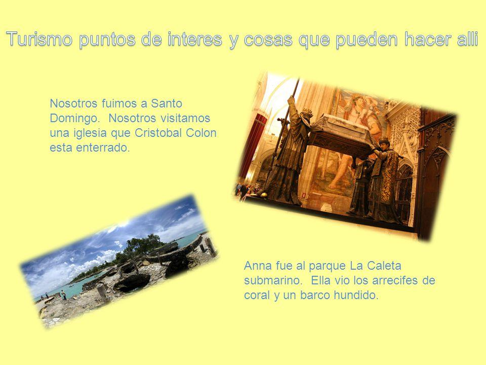 Turismo puntos de interes y cosas que pueden hacer alli