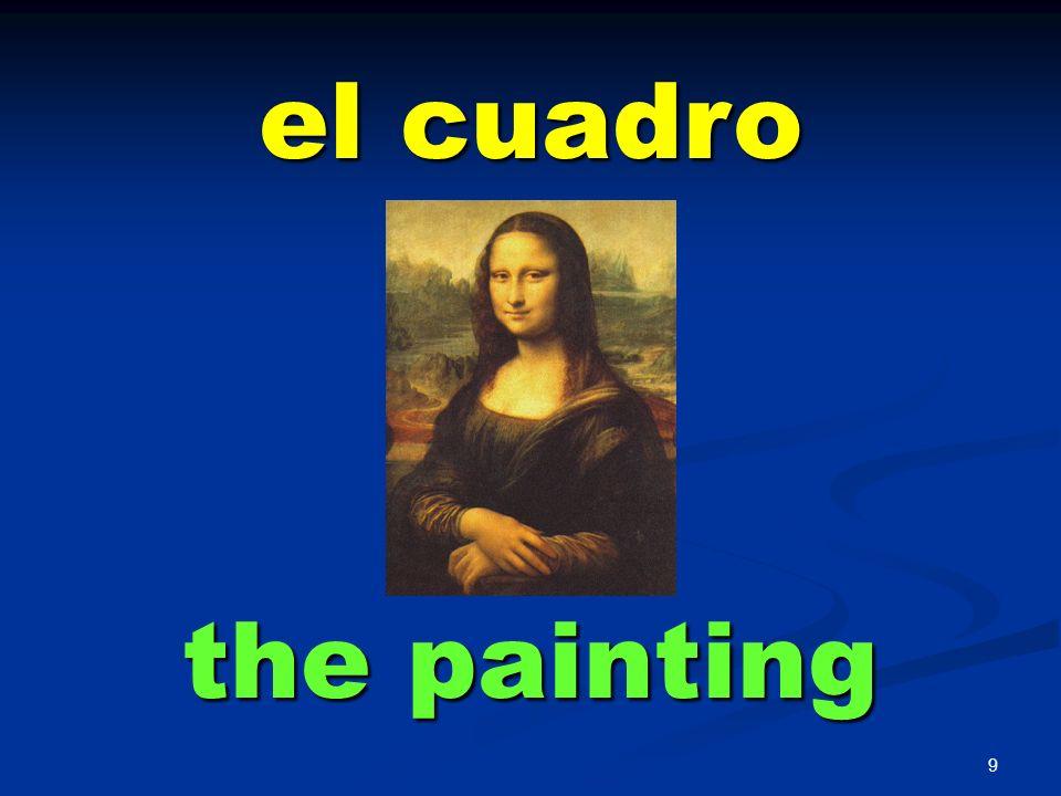 el cuadro the painting