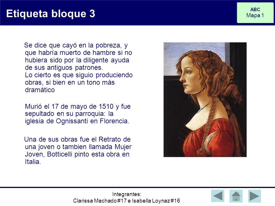 Clarissa Machado #17 e Isabella Loynaz #16