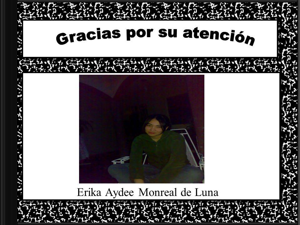 Erika Aydee Monreal de Luna