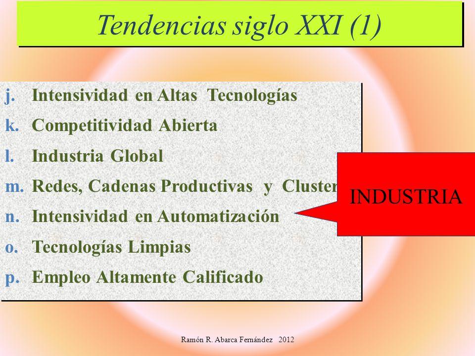 Tendencias siglo XXI (1)